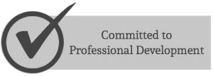 Logo Committed to Professional Development