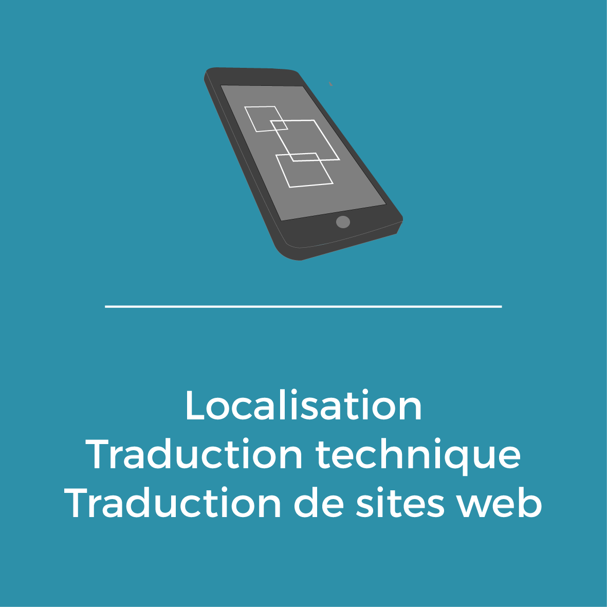 Services - Localisation - Taduction technique - Traduction de sites web