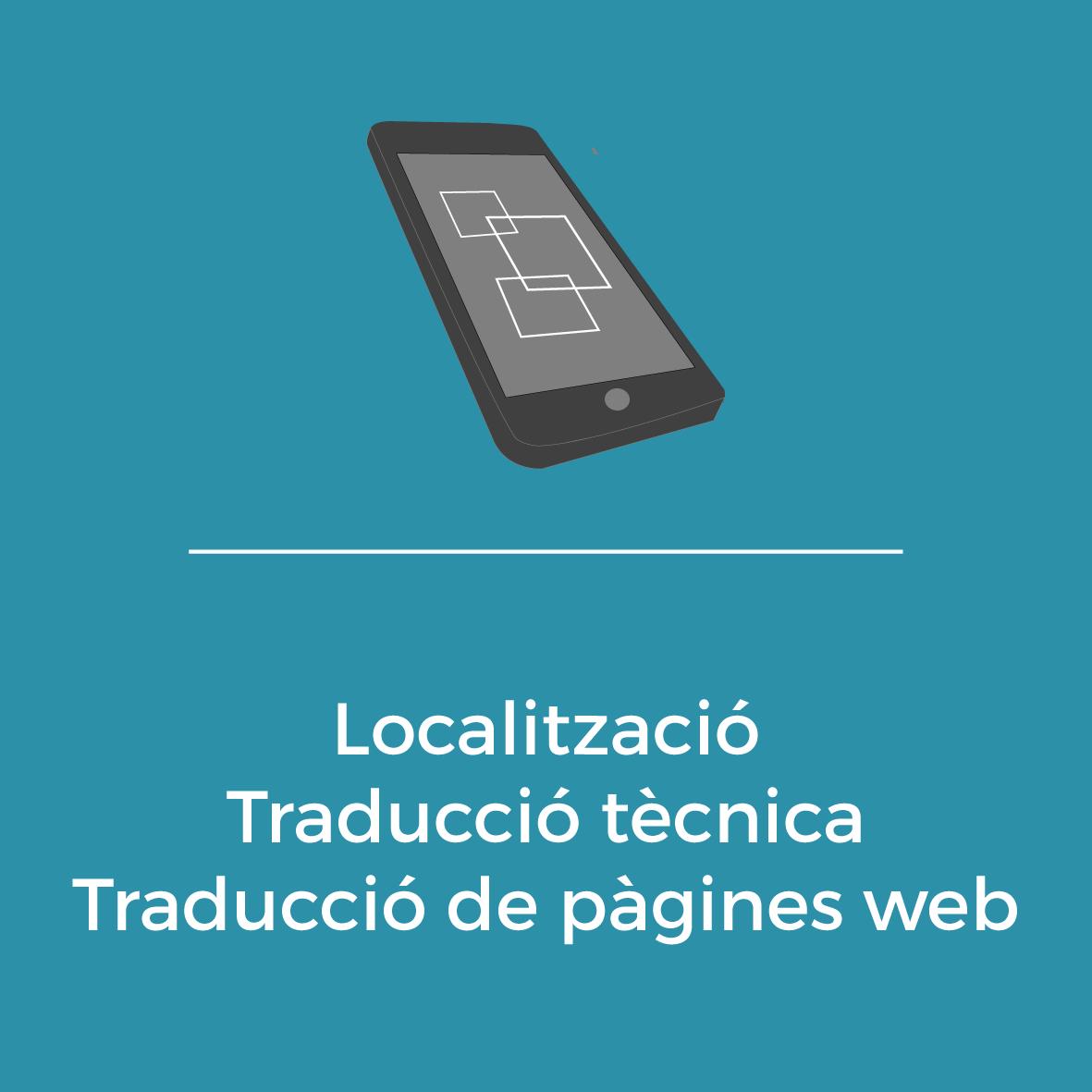 Serveis - Localització - Traducció tècnica - Traducció de pàgines web