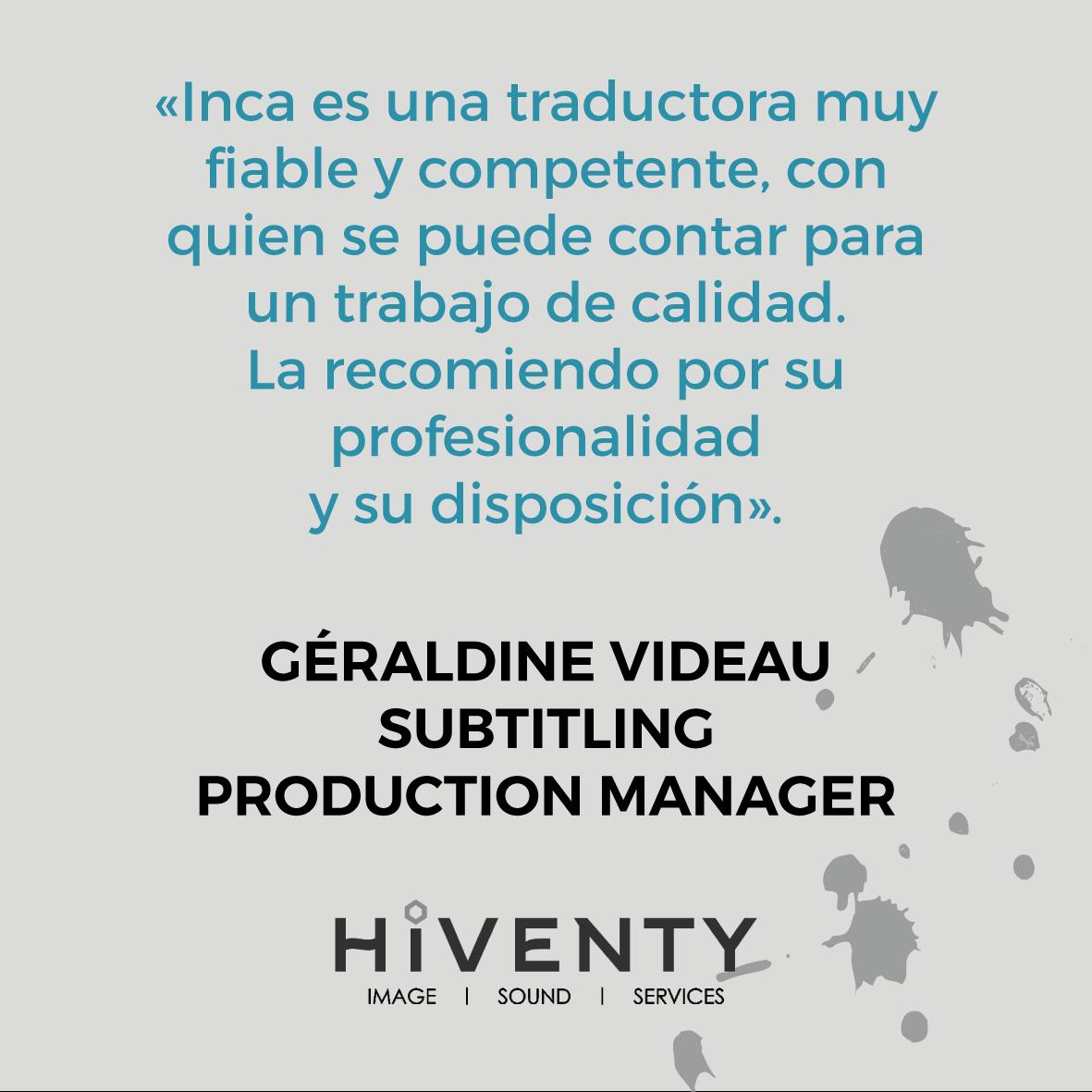 Opinión - Hiventy